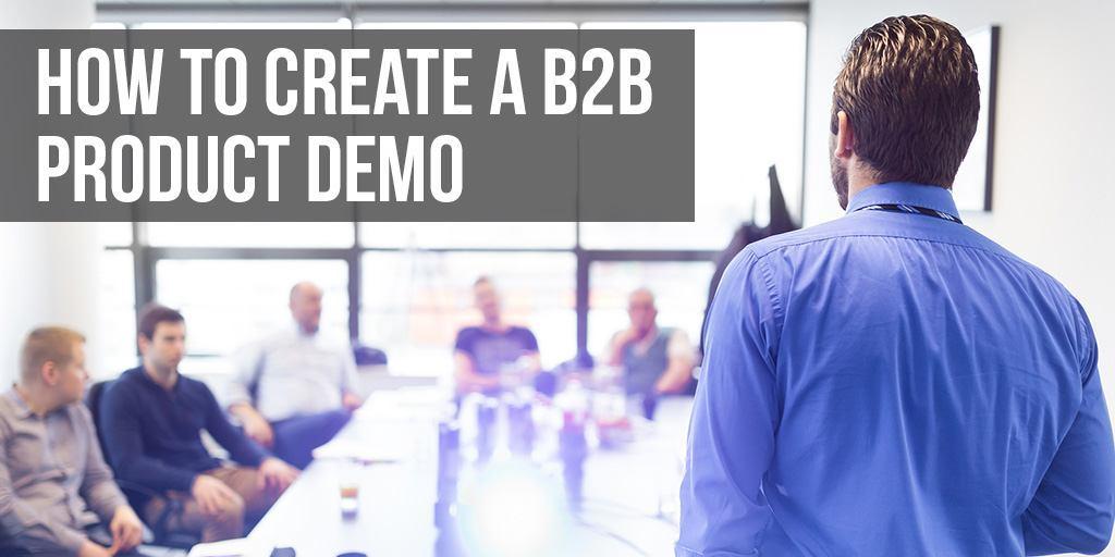 B2B product demo