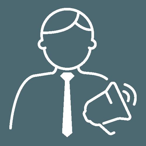 head marketing persona