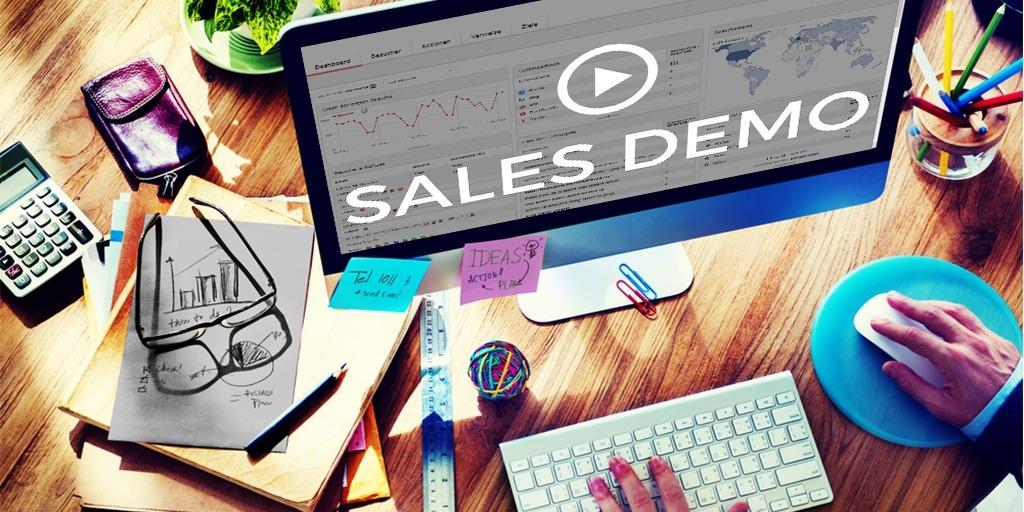 sales demo
