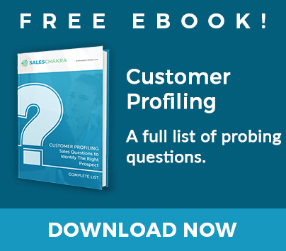 customer profiling ebook