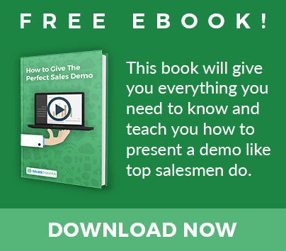 perfect sales demo ebook